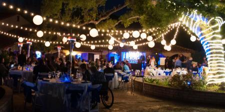 Vineyard Hacienda Wedding